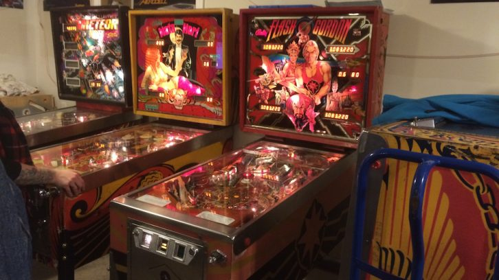 There are pinball parties in Halifax, and you're invited - catch the show for more details.