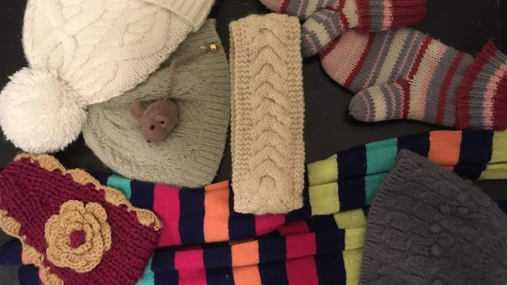Donated knit items of all kinds are being accepted across HRM this winter.