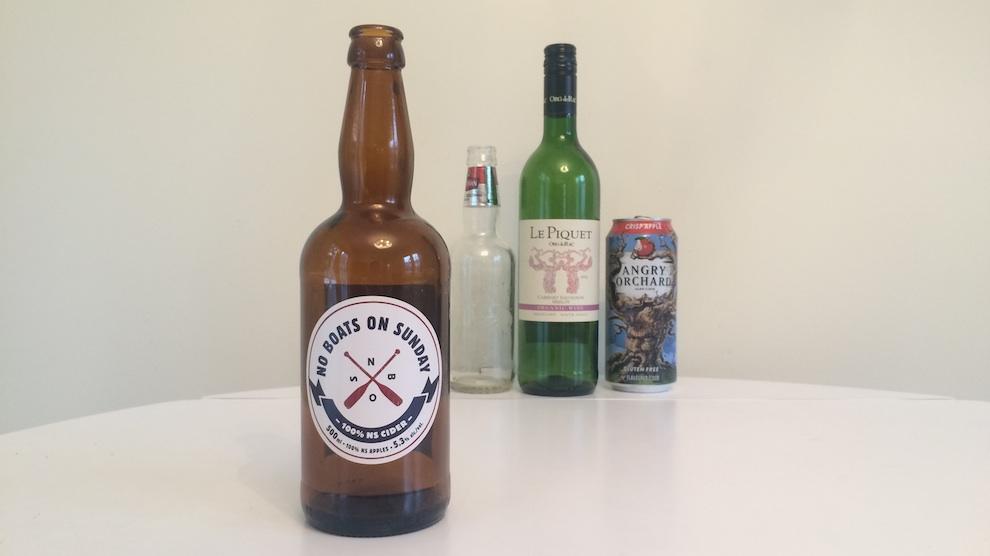 Craft cider steps to the forefront of Nova Scotia's beverage industry.