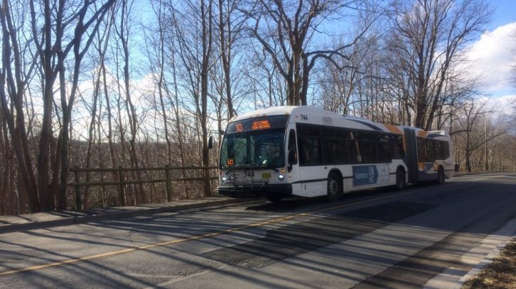All Halifax bus routes now have automated stop announcements.