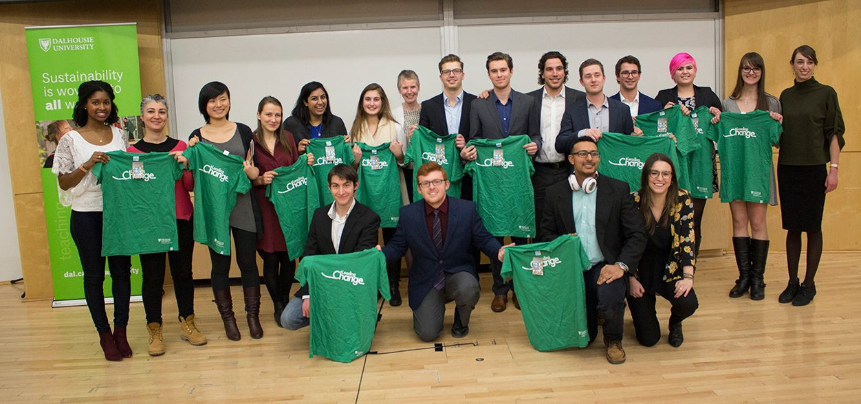 Eighteen Dal students committed to build a better world