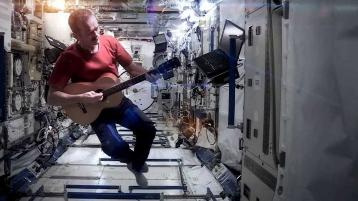 Chris Hadfield Symphony in Space