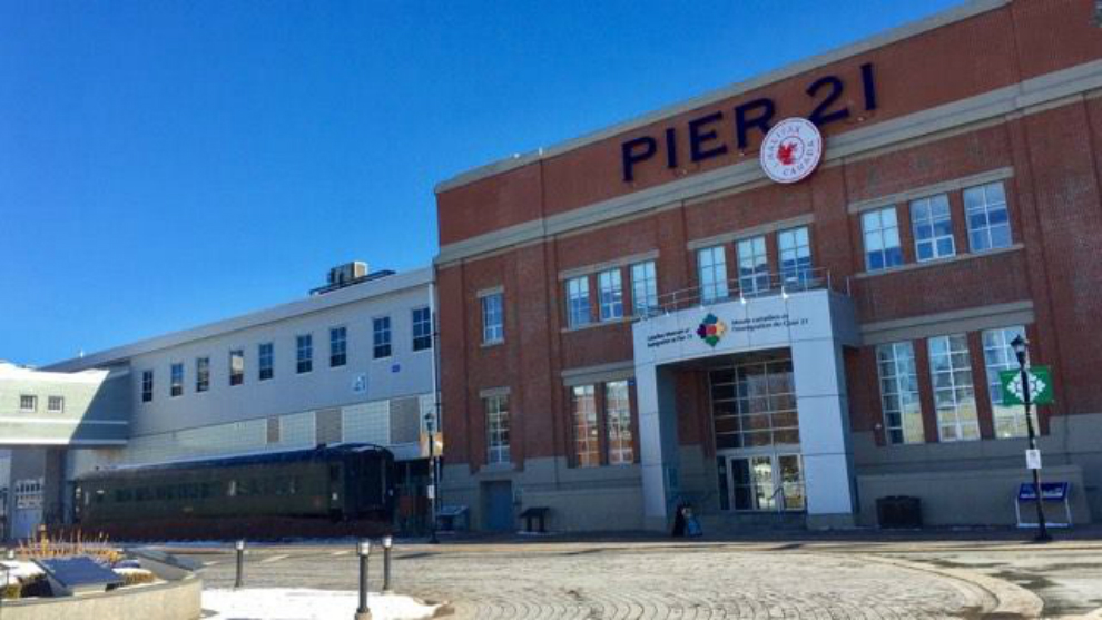 Pier 21, formerly an immigration centre, is now an immigration museum.