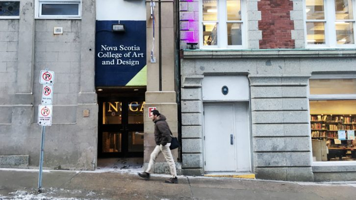 NSCAD opens its doors to international students.