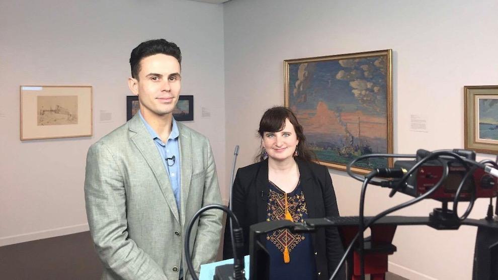 Ross Andersen and Karli Zschogner host Wednesday's show.