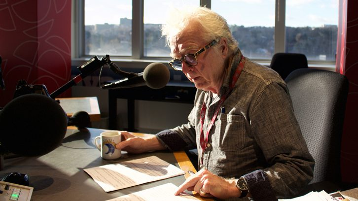 """Don Connolly says that Halifax is """"a much more attractive place to live"""" than when he first moved here."""