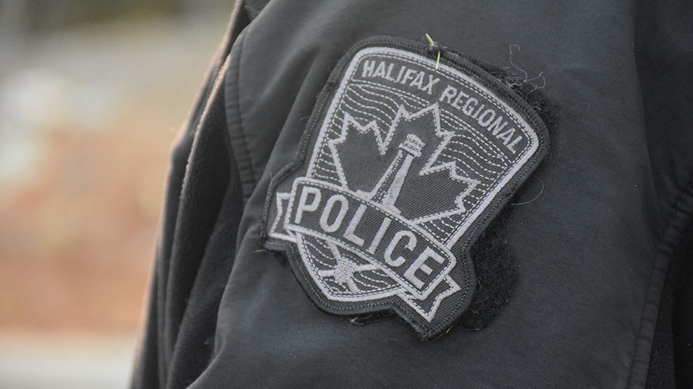 Halifax Regional Police have charged a man with uttering threats of death.