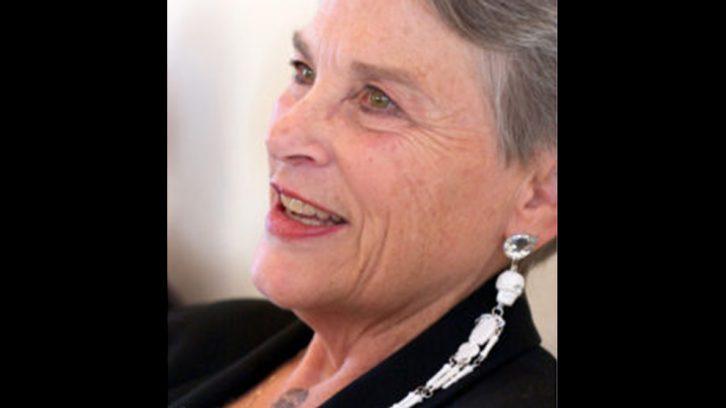 Deborah Luscomb facilitates open discussions about death culture at Death Café.  (Photo courtesy of Deborah Luscomb)