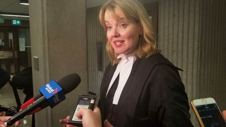 Jennifer MacLellan argues judge failed to recognize evidence.