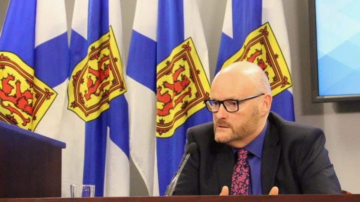 Auditor General addresses audit of health and wellness department and health authority.