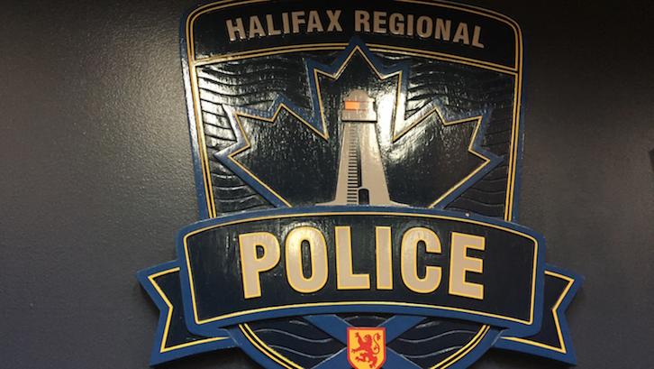 Halifax Regional Police investigate suspicious package.