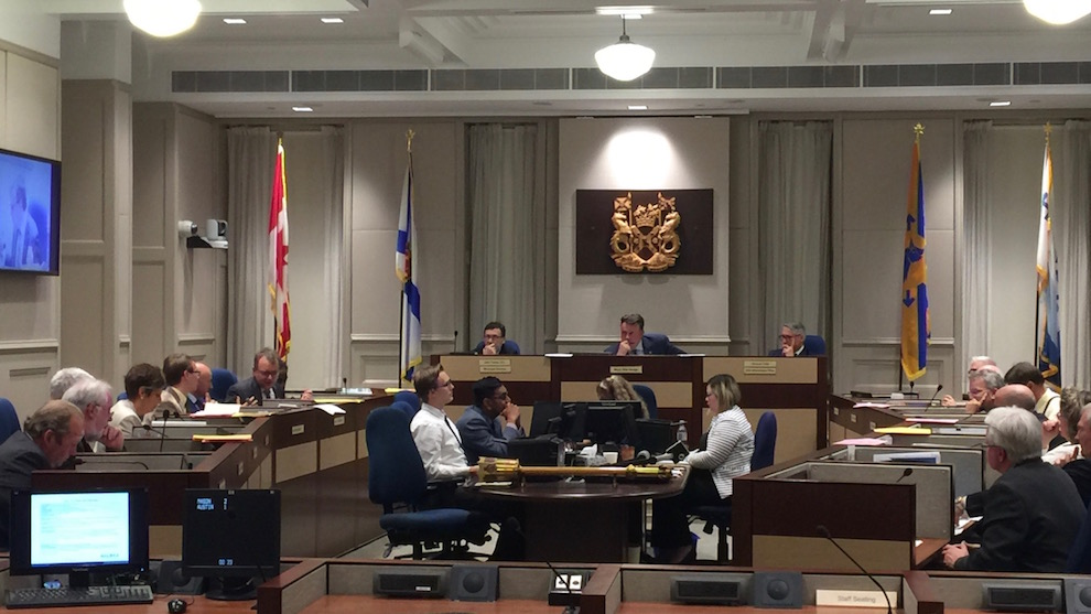 Regional council voted on a motion to review the code of conduct for elected officials.
