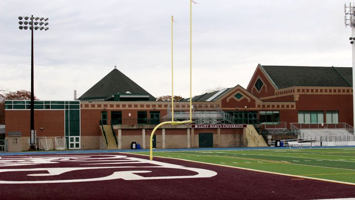 The Saint Mary's Huskies were set to play in the Loney Bowl, but the AUS cancelled the game Thursday afternoon.