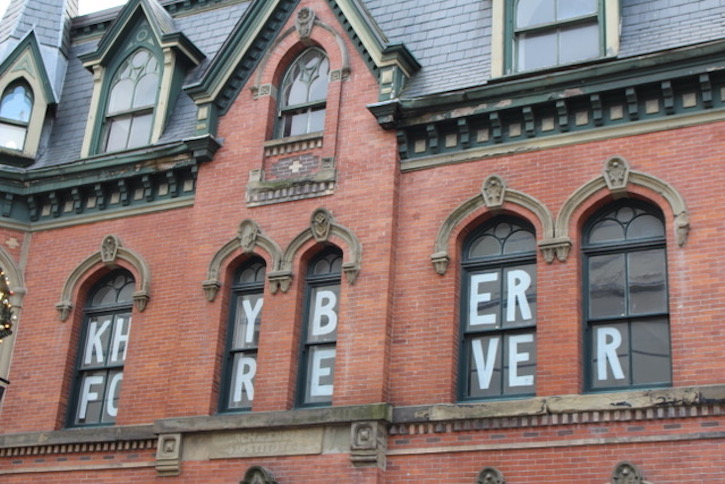 City council passed a motion Tuesday that will determine a future sale of the Khyber building, which has been vacant since 2014.