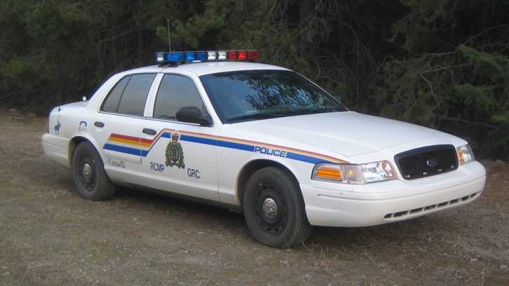 RCMP vehicle