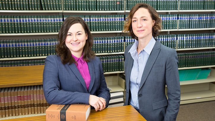 Constance MacIsaac and Danielle Fostey will take charge on sexual assault prosecutions and training for Crown attorneys in Nova Scotia.