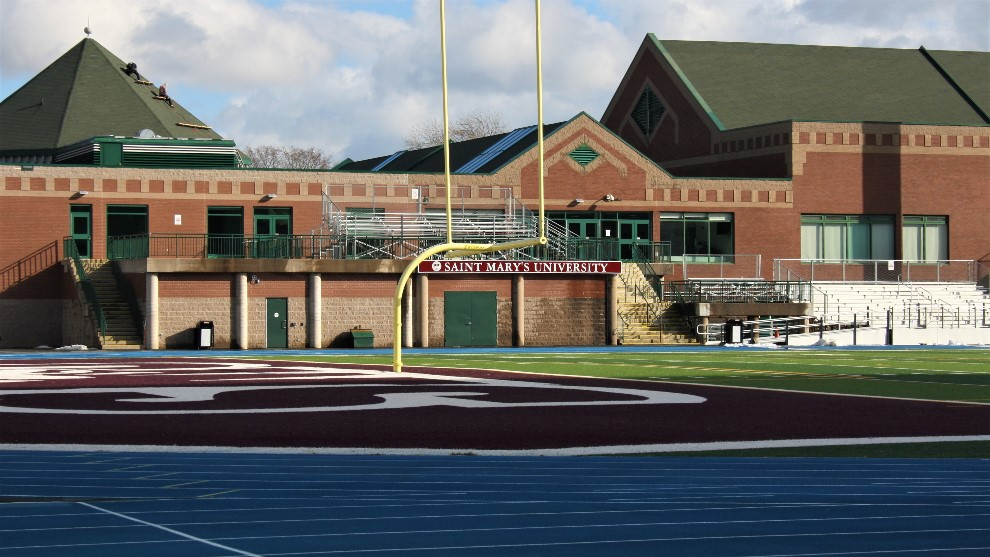 Saint Mary's University is back in court with Atlantic University Sport Association to finalize the Loney Bowl case.