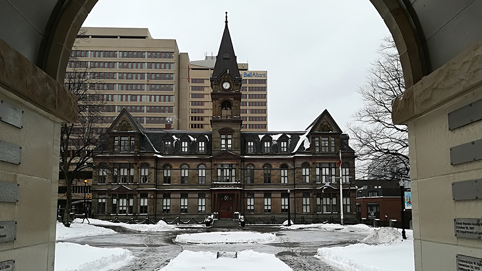 iMatter Halifax appeared before the Environment and Sustainability Committee Thursday.
