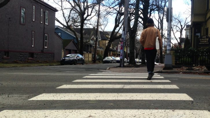 HRM is looking for your ideas to improve crosswalk safety.