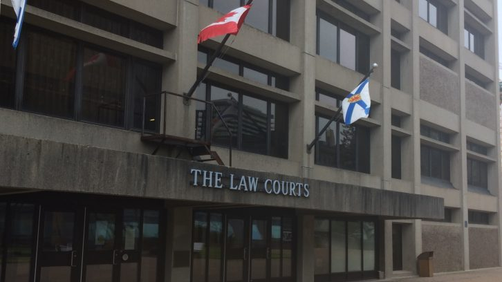 Aidan Cromwell is being tried at the Nova Scotia Supreme Court. The trial is expected to last 16 days.