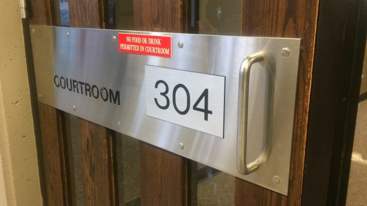 The 16-day murder trial is being held in courtroom 304 of the Nova Scotia Supreme Court