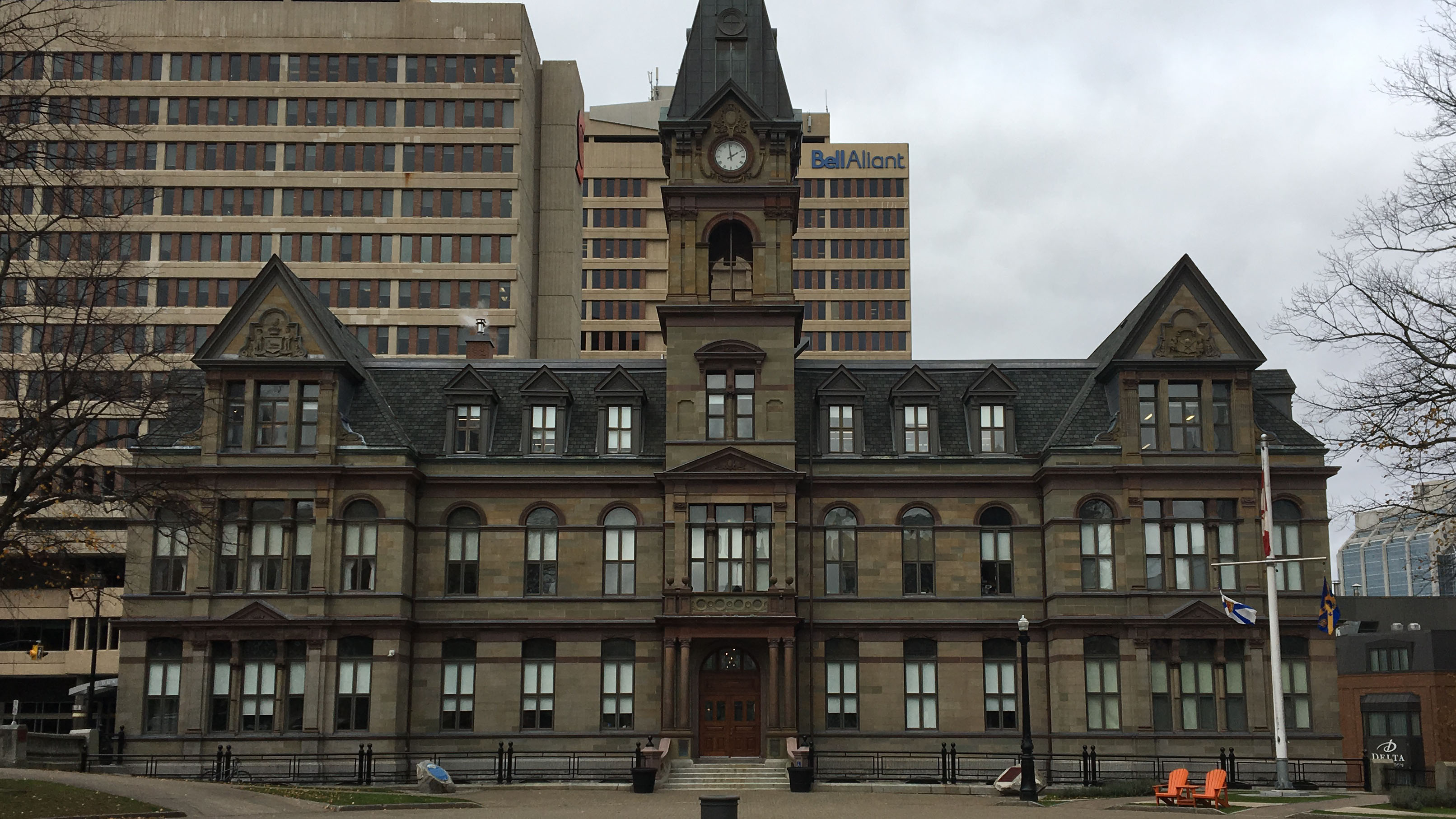 Halifax City Hall where a youth representative will bring youth perspectives to council.