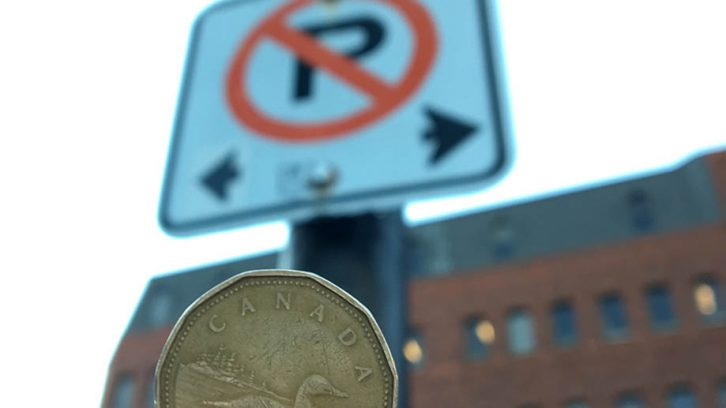 Regional council wants the province to double fines in order to reduce parking infractions near downtown businesses, hospitals, and universities.