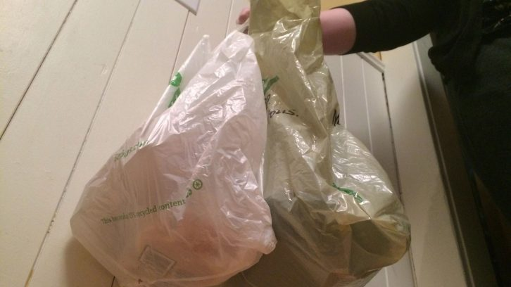 If a ban passes, plastic bags will no longer be available at stores in Halifax.