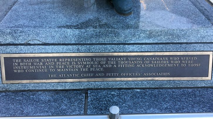 Sailor plaque