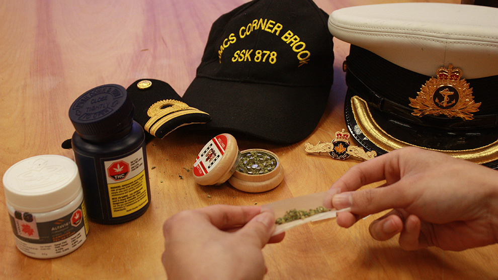 Submariners now have more latitude when it comes to smoking pot.