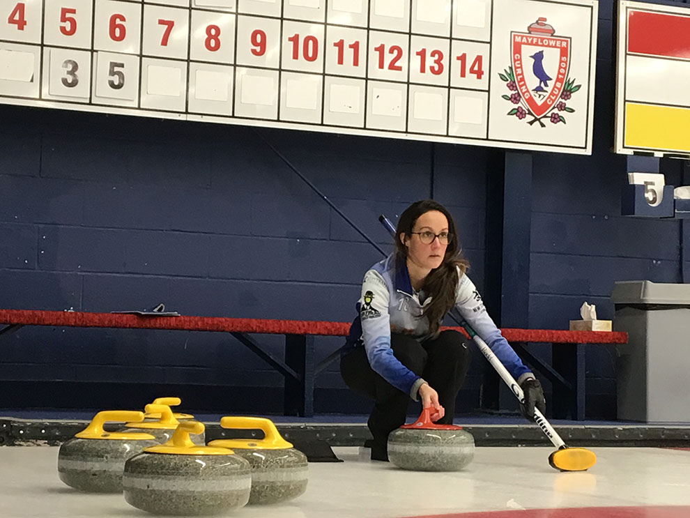 Jill Brothers will serve as skip for Team Nova Scotia at the 2019 Scotties Tournament of Hearts.