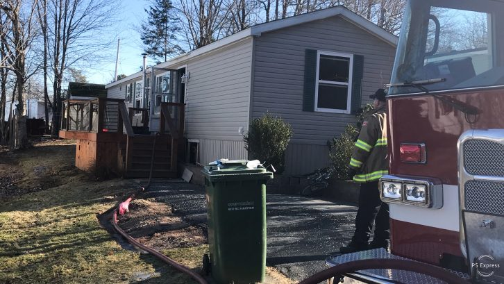 A Jan. 29 mobile home fire in Beaver Bank is considered suspicious and under investigation.