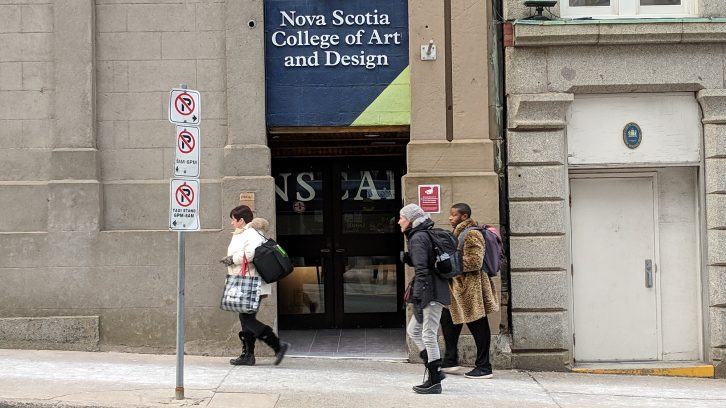 NSCAD University students might not have classes to attend as of Feb. 20, if there is a strike or lock out.