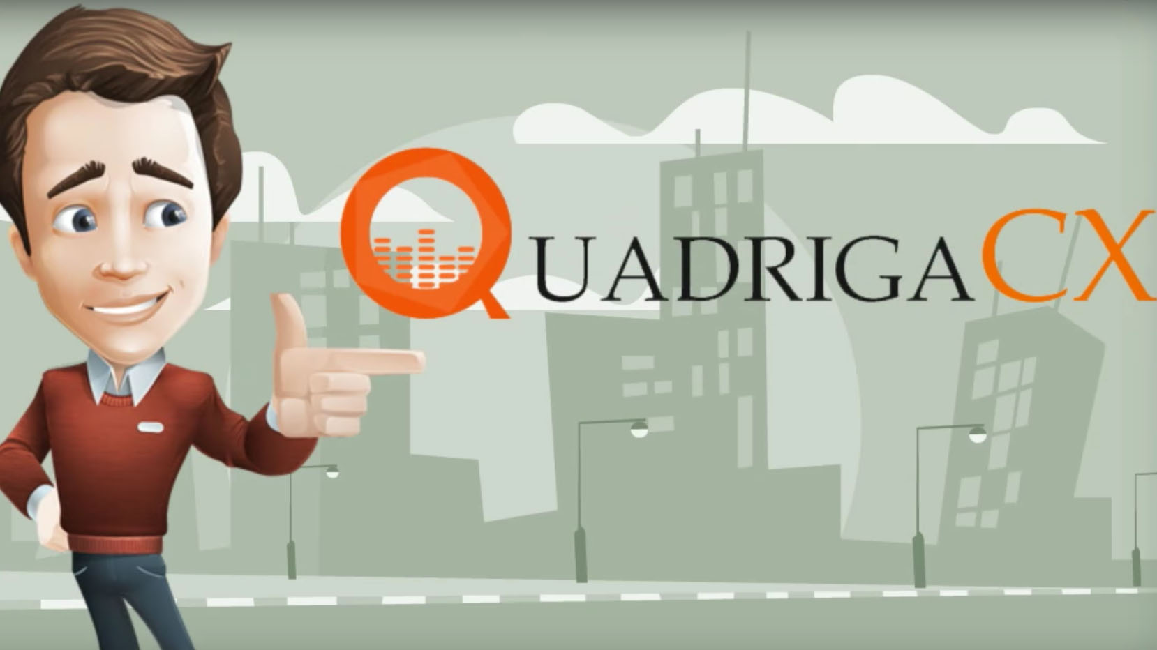 A screenshot from QuadrigaCX's YouTube channel, taken on Feb. 9, 2019.