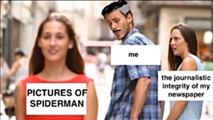 Memes often reflect the lives of the Internet user.
