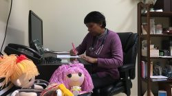 Dr. Ajantha Jayabarathan is a family doctor in Halifax. She has patients as far as Cape Breton because of the doctor shortage.