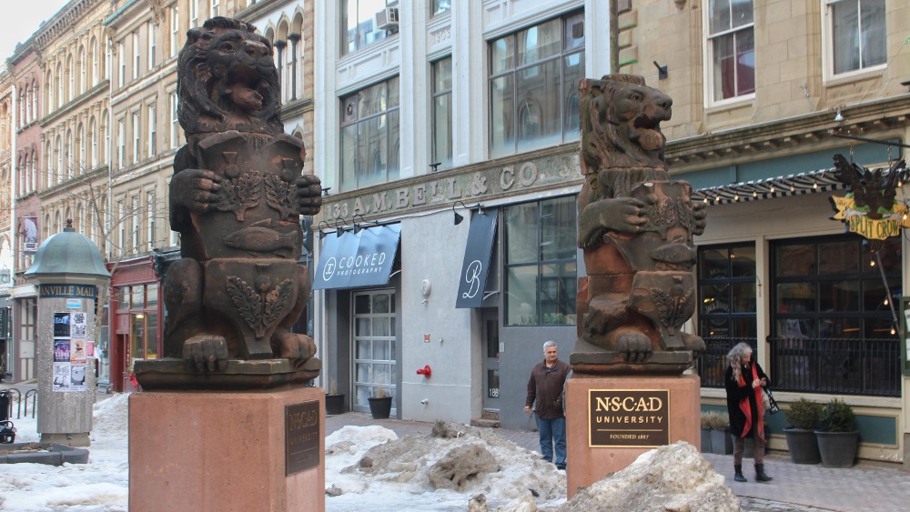 The strike at NSCAD ended on Tuesday.