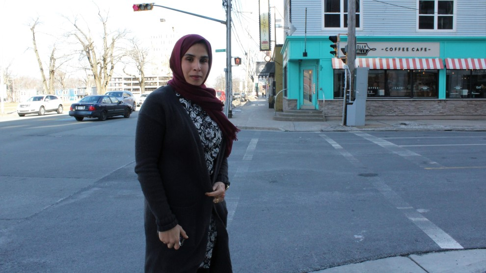 Nadia Qadi wants Haligonians to know that people are suffering in Yemen.