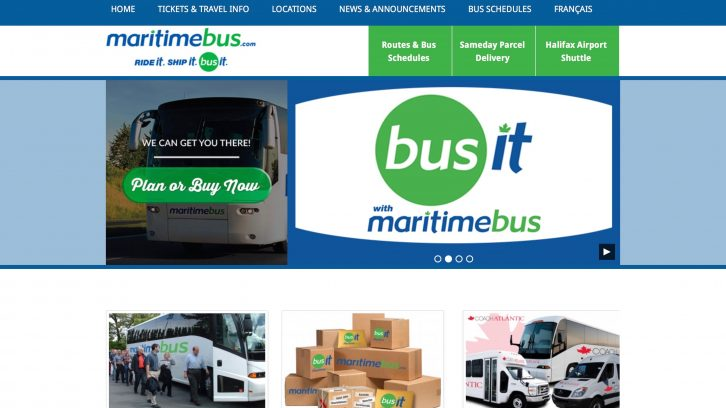 Maritime Bus announced the changes on its website.
