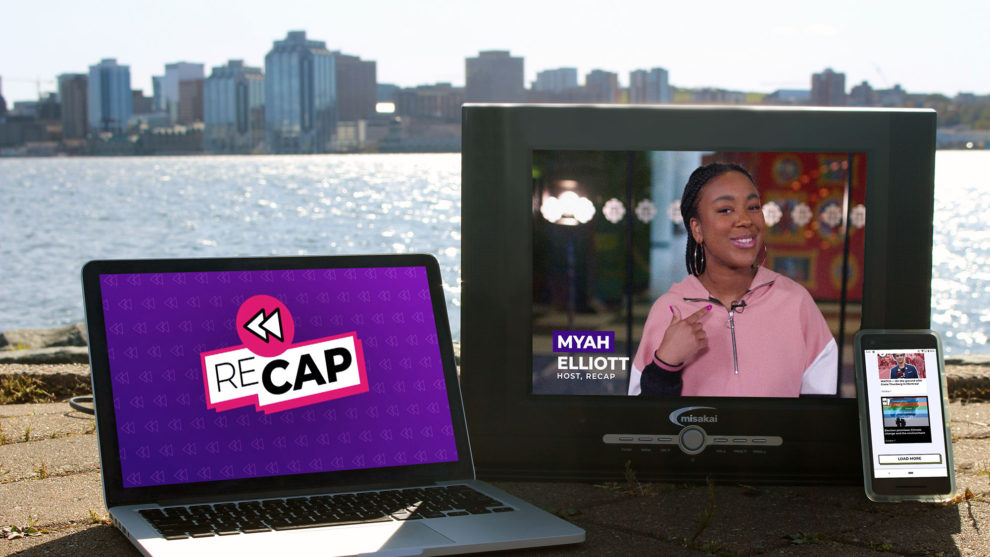 Recap is hosted by Myah Elliott.