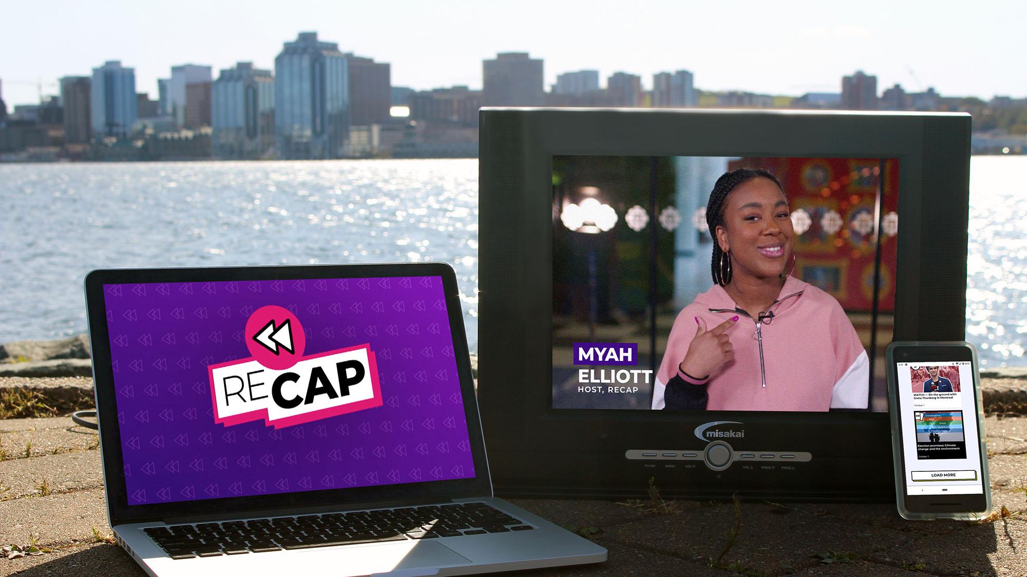 Recap is hosted by Myah Elliott.