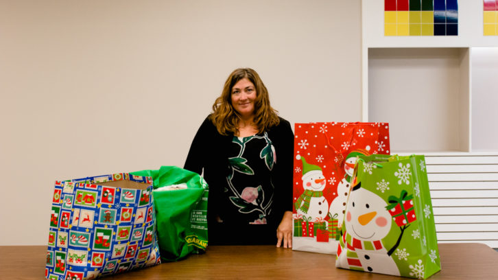 Robyn Carruthers founded Santa's for Seniors in memory of her grandmother.