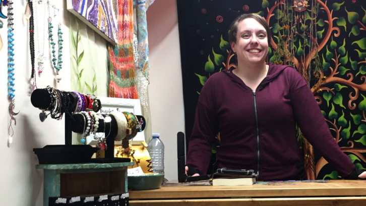 After briefly closing her doors at the end of August, Jacquelyn Miccolis has reopened and expanded Sparkles n' Sawdust.