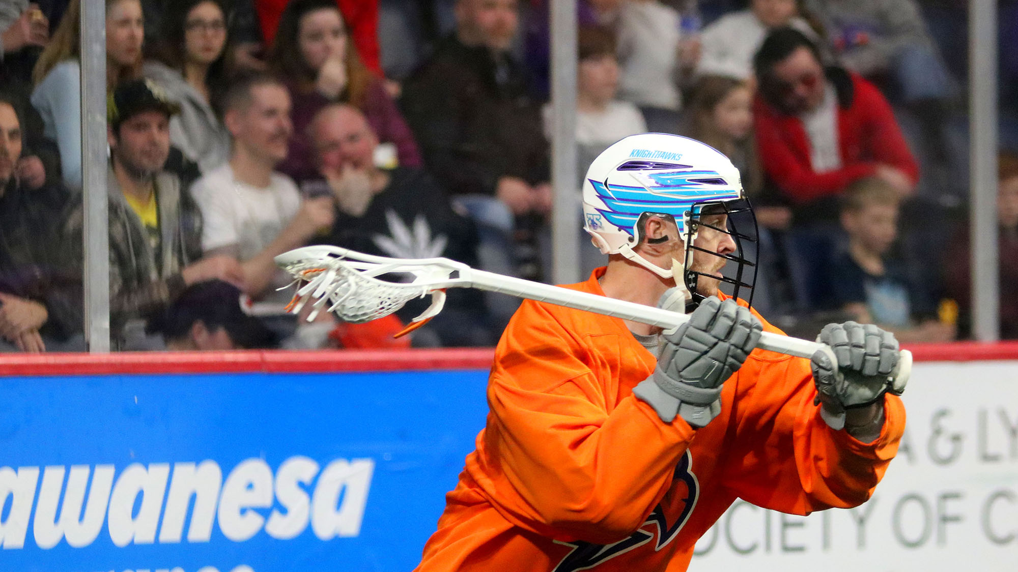 The Halifax Thunderbirds gave the city a taste of lacrosse with a high scoring debut.