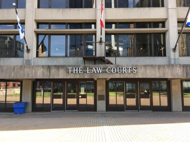 The trial is taking place at Nova Scotia Supreme Court in Halifax.