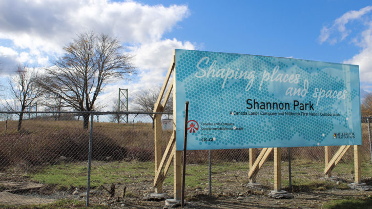 Schooners Sports and Entertainment proposed to build a CFL stadium in Shannon Park, Dartmouth.