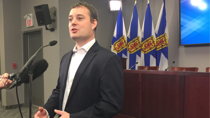 On Thursday, Health and Wellness Minister Randy Delorey announced the ban of flavored e-juices.