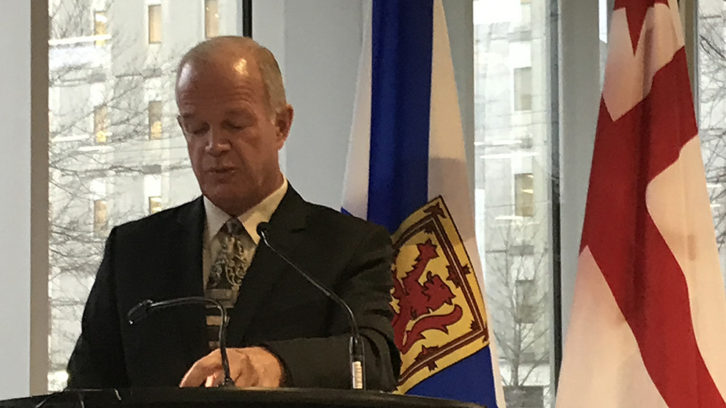 Minister Mark Furey