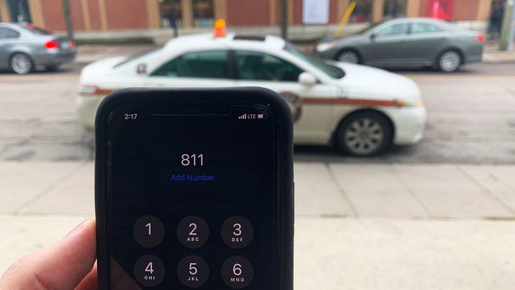 Nova Scotia Health is providing taxis through 811 to those without vehicles in Nova Scotia.