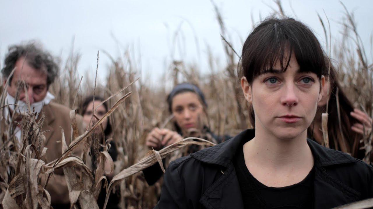 Elisa Carricajo, Pilar Gamboa, Laura Paredes and Valeria Correa in Mariano Llinás' La Flor.